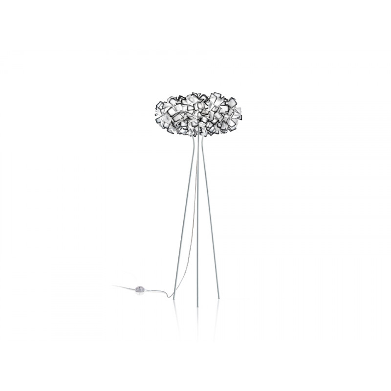 Floor lamp CLIZIA White