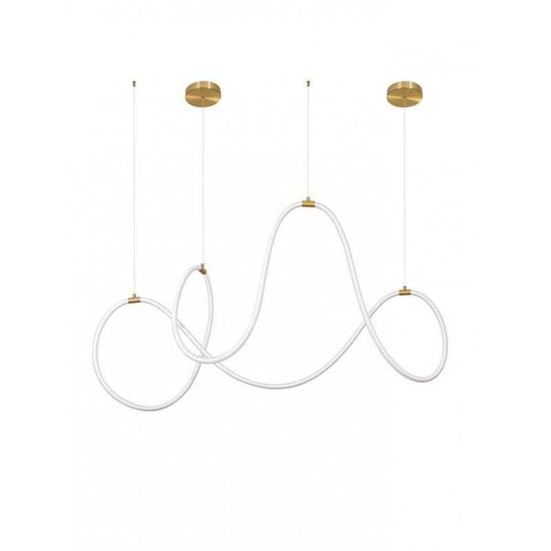 Hanging chandelier CERELIA
