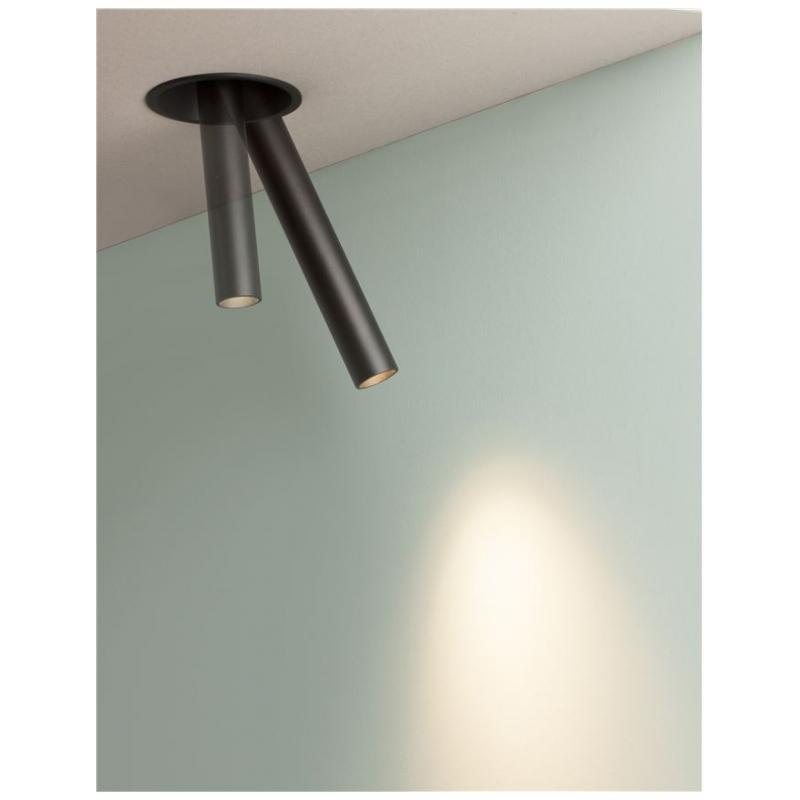 Recessed lamp ZETAN Ø 2,6 cm