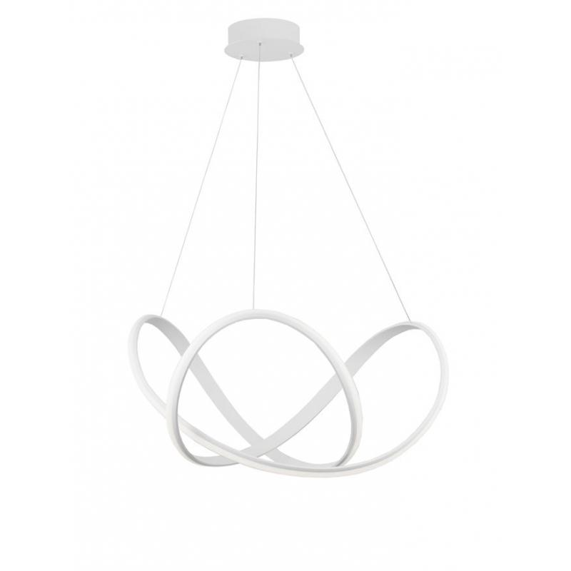 Pendant luminaires RANDO THIN Ø 70 cm