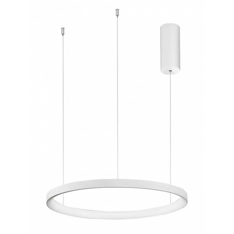 Pendant lamp PERTINO WHITE Ø 48 cm