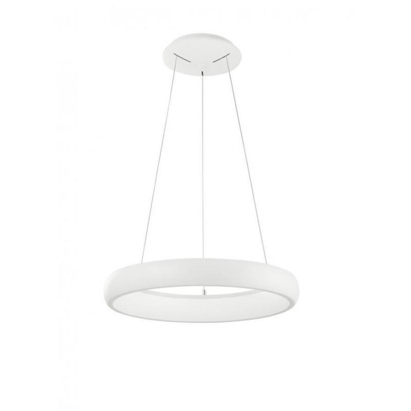 Ceiling lamp ALBI Ø 41 cm WHITE