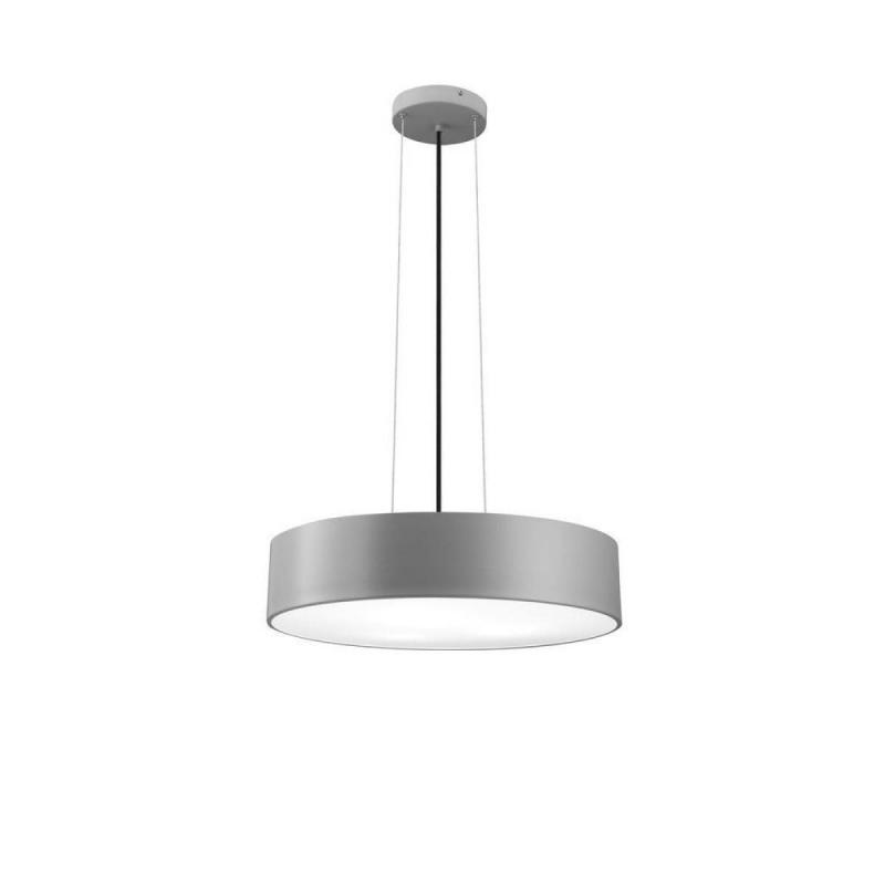 Pendant lamp FINEZZA Ø 50 cm Gray