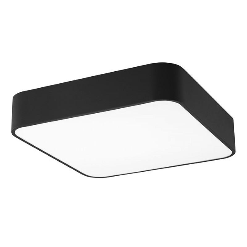 Ceiling lamp RAGU Ø 46 cm Black