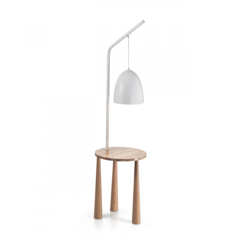 Floor lamp Ideal Lux Piano PT1 Bianco
