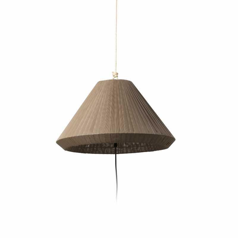 Portable pendant lamp SAIGON Faro