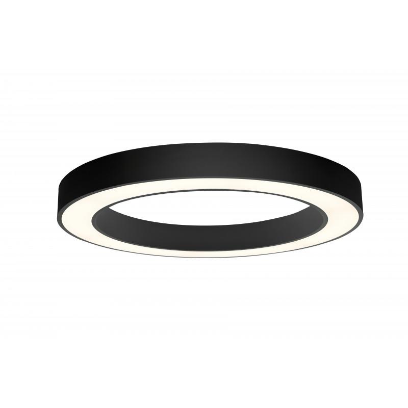 Ceiling lamp Viokef Apollo Black