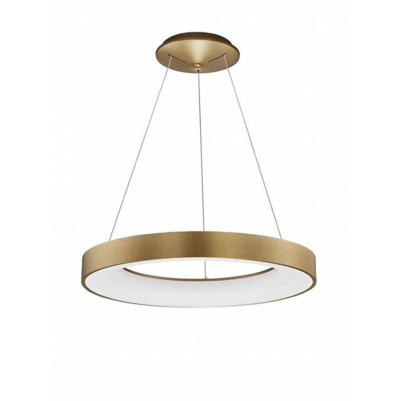 Pendant lamp RANDO THIN Ø 60 cm GOLD