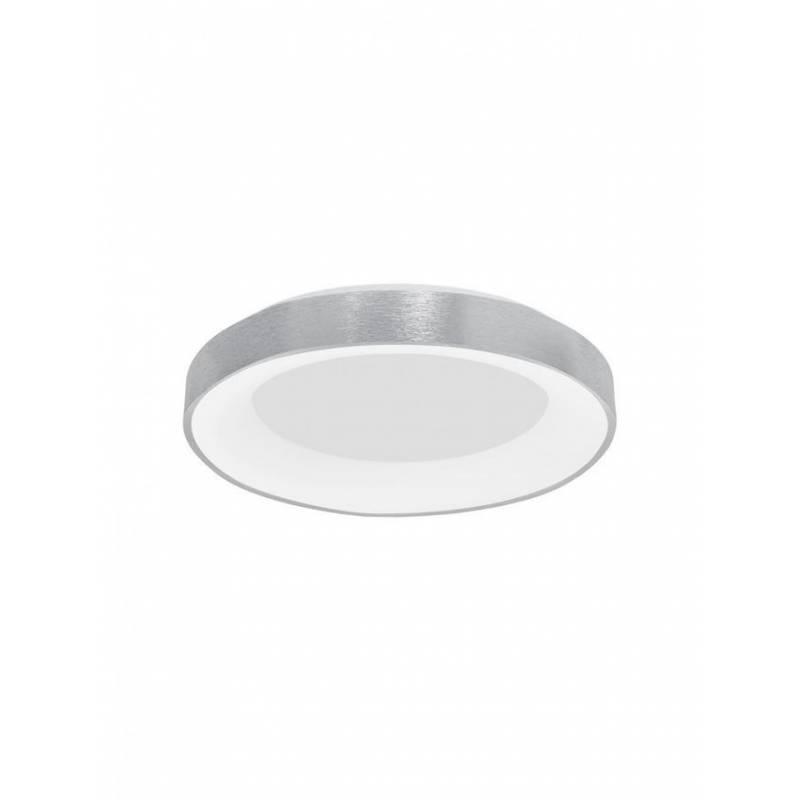 Ceiling lamp RANDO THIN 9353856 Ø 60 cm Silver
