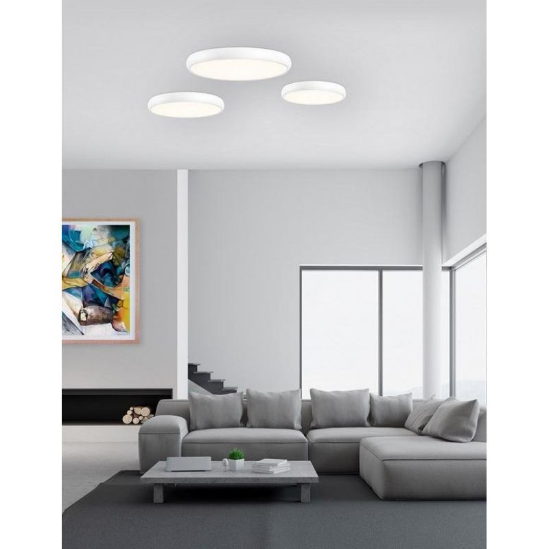 Ceiling lamp GAP Ø 41 cm WHITE