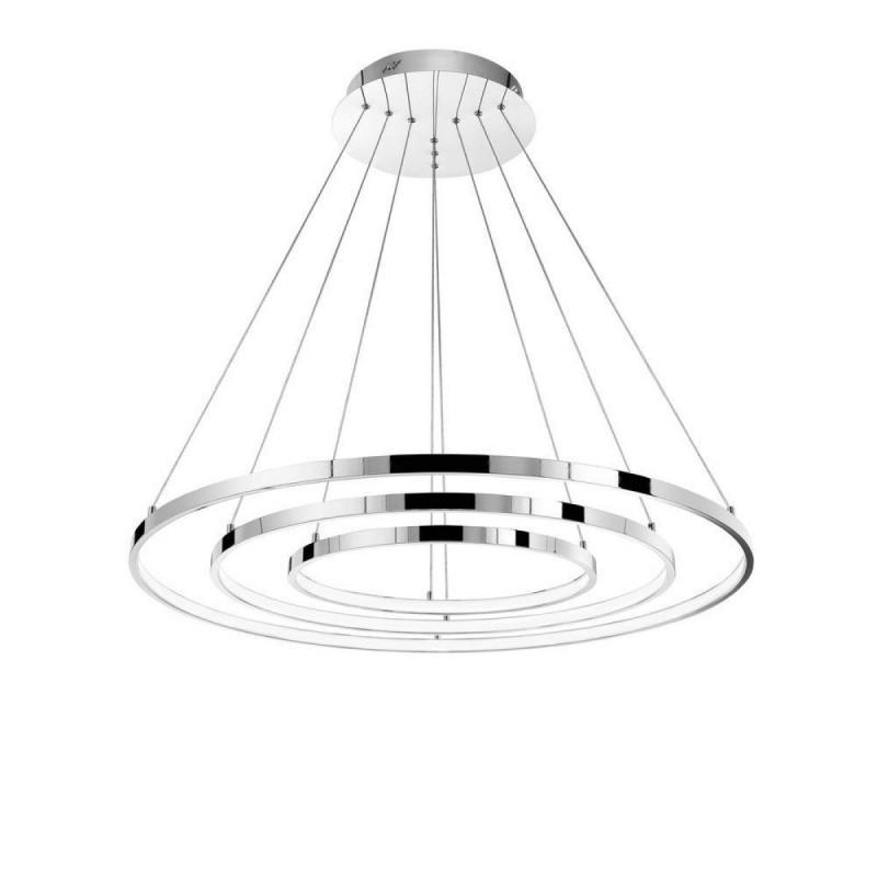 Pendant lamp ARIA 17222004 CHROME