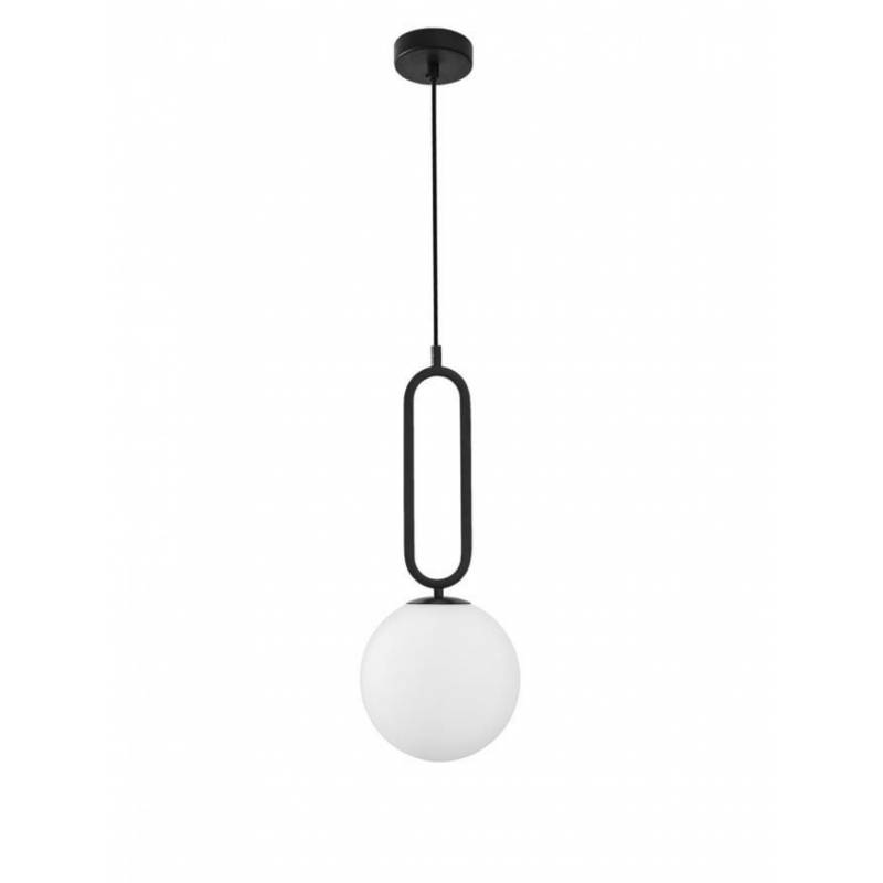 Pendant luminaires GRUS BLACK Ø 20 см