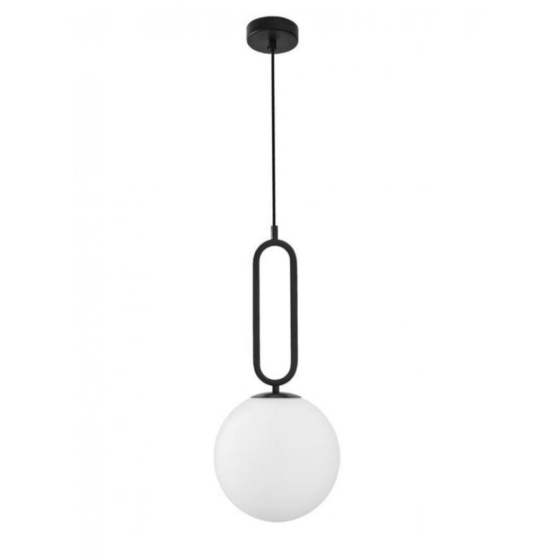 Pendant luminaires GRUS BLACK Ø 25 см