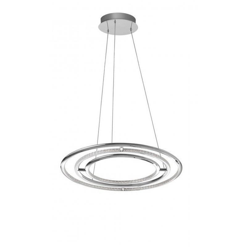 Pendant lamp LIVORNO 8107401 CHROME