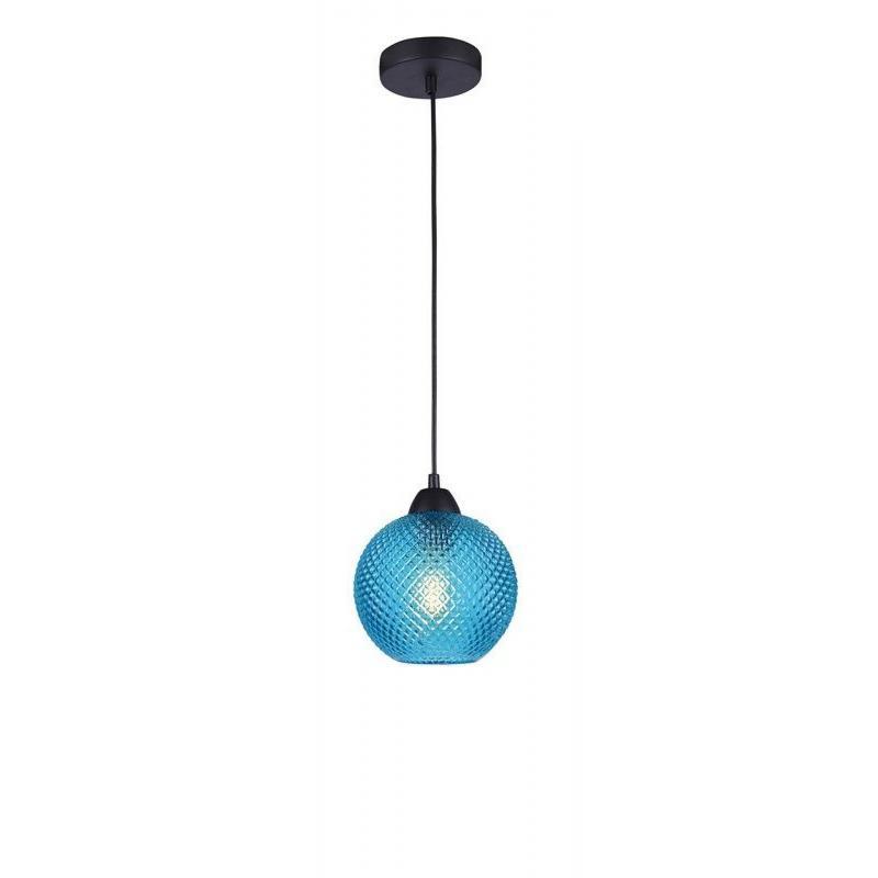Pendant lamp Blue Ø 18 cm