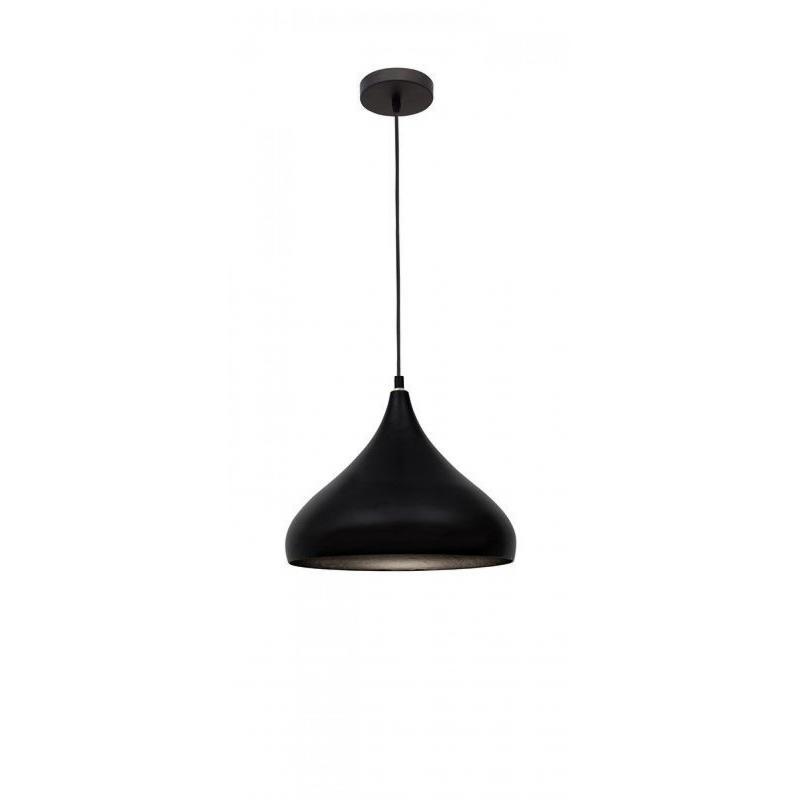 Pendant luminaires BENICIO Ø 33 cm Black