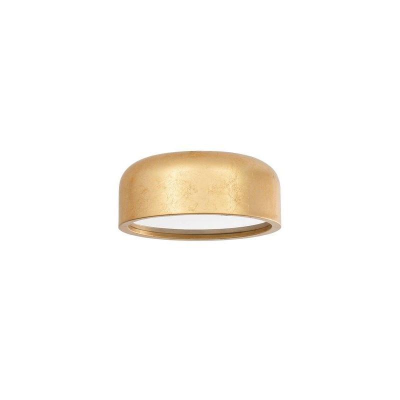 Ceiling lamp PERLETO Ø 35 cm Gold