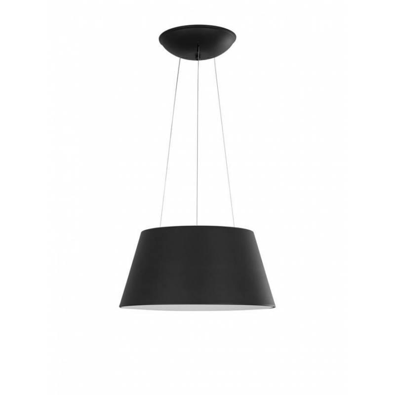 Pendant luminaires VOLCANO Ø 45 cm Black