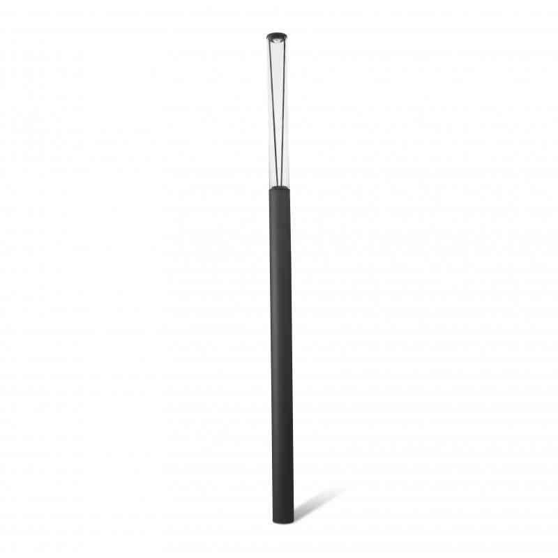 Outdoor floor lamp RUSH 3.7M 2700K 180º DALI Faro