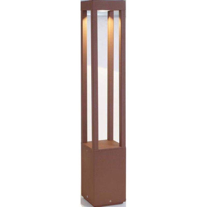 Floor lamp AGRA Rust Brown