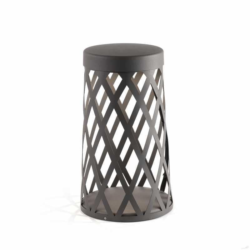 Garden lamp SHADOW Dark Grey
