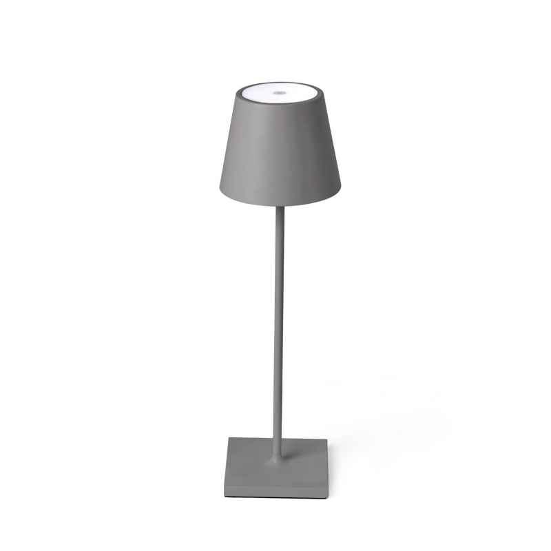 Garden lamp TOC Gray