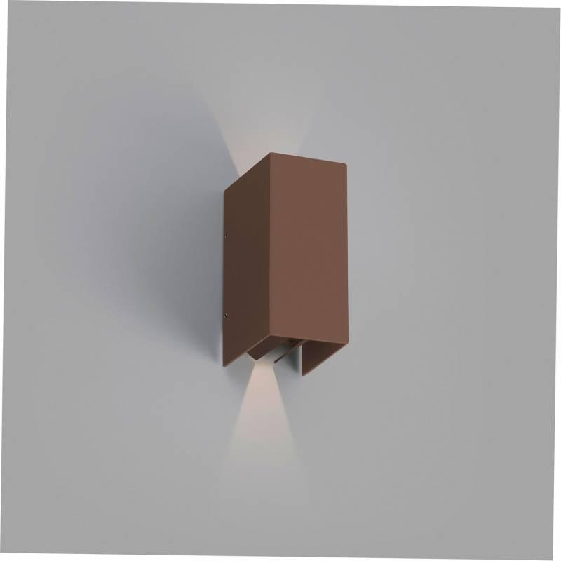 Wall lamp BLIND Brown