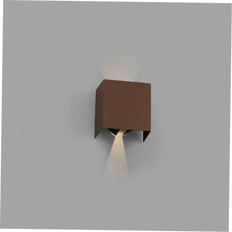 Wall lamp OLAN Brown