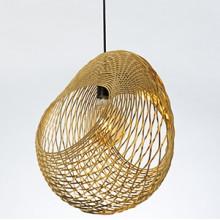 Pendant lamp ZAVA Net Big Suspension GOLD