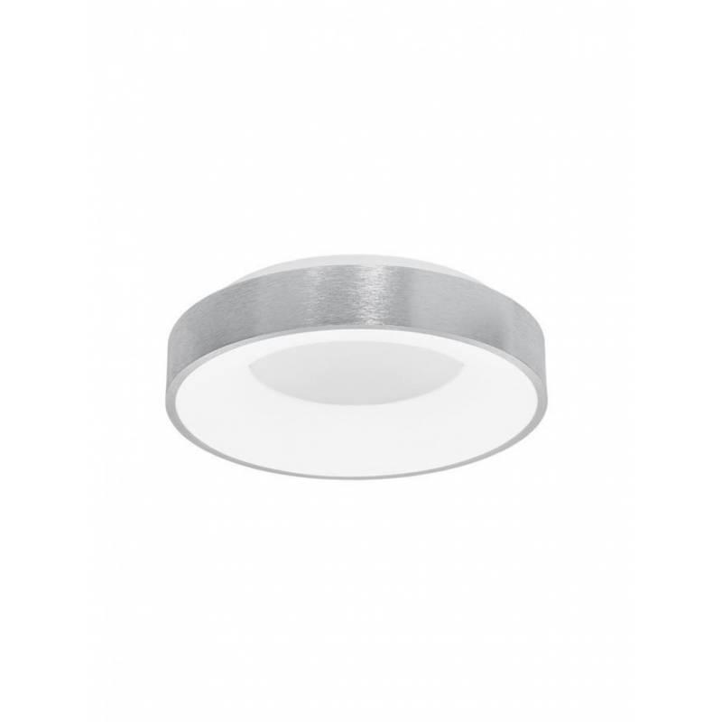 Ceiling lamp RANDO THIN 9353834 Ø 38 cm Silver