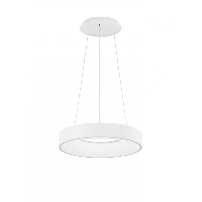 Pendant lamp RANDO THIN Ø 38 см WHITE