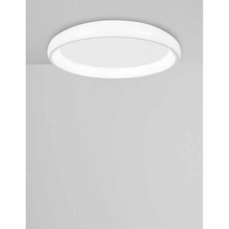 Ceiling lamp ALBI Ø 41cm WHITE