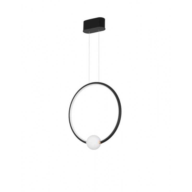 SUSPENDED LIGHT CELIA BLACK DIMMABLE 9820605