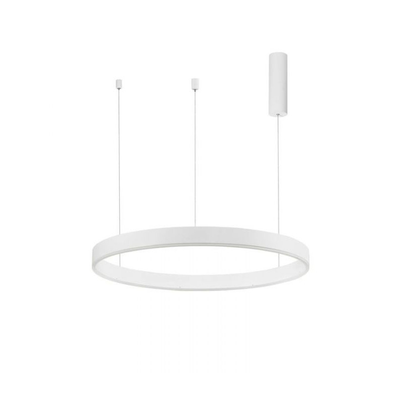 Pendant lamp MOTIF WHITE 80 cm