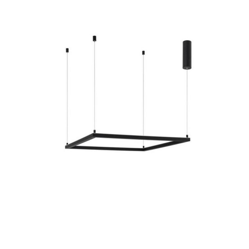 Pendant lamp ETERNA BLACK Ø 50 cm