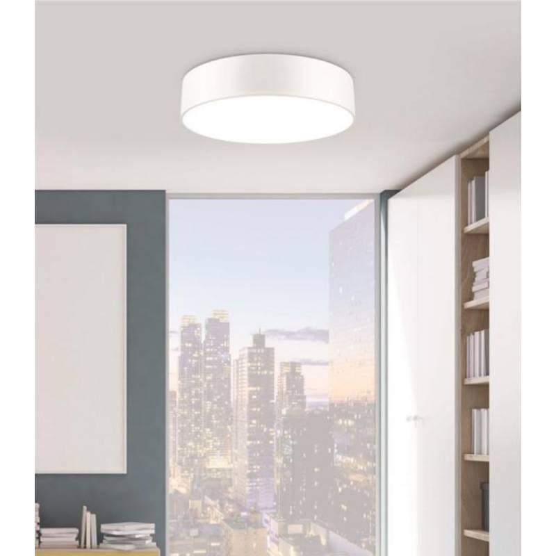 Ceiling lamp FENIZZA WHITE Ø 50 cm