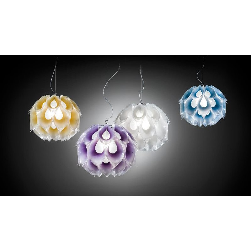 Pendant lamp FLORA Medium Blue