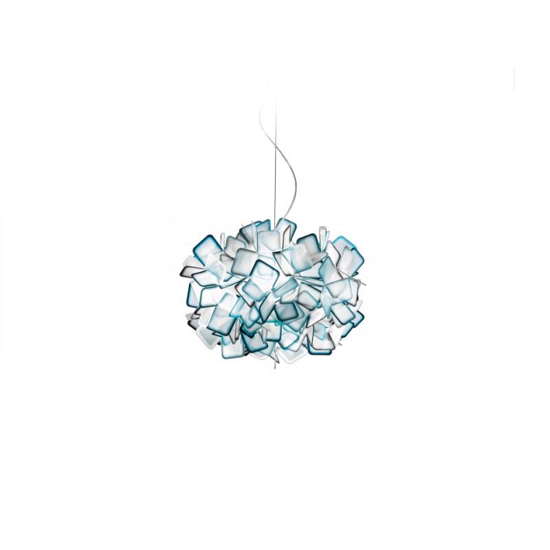 Pendant lamp CLIZIA Blue