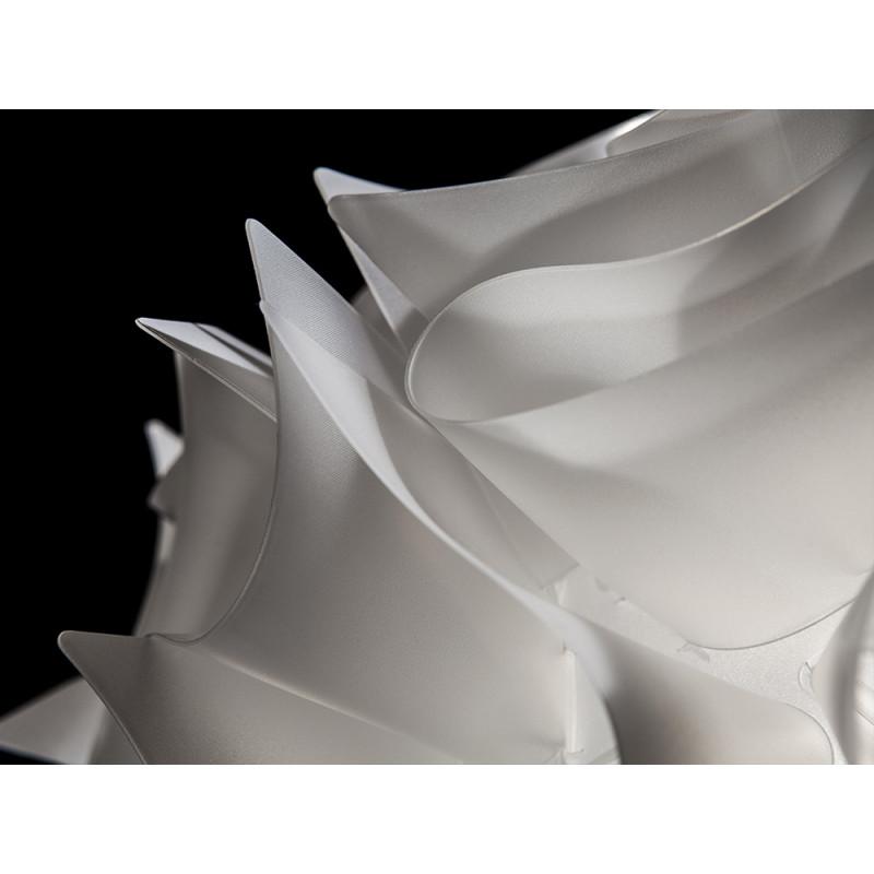 Pendant lamp VELI Large white