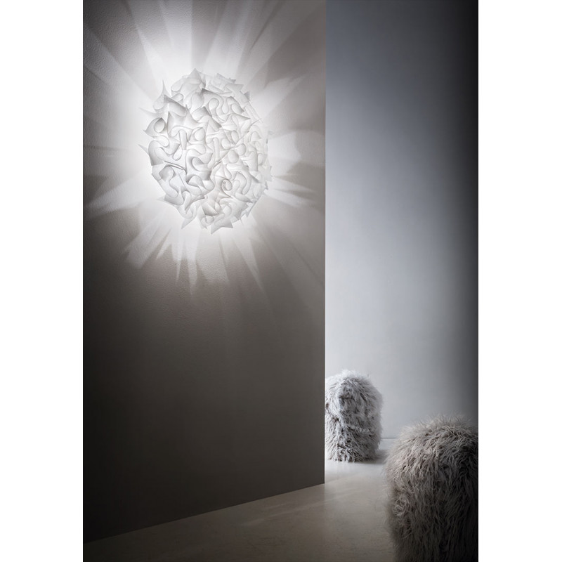 Ceiling lamp VELI Large Opal