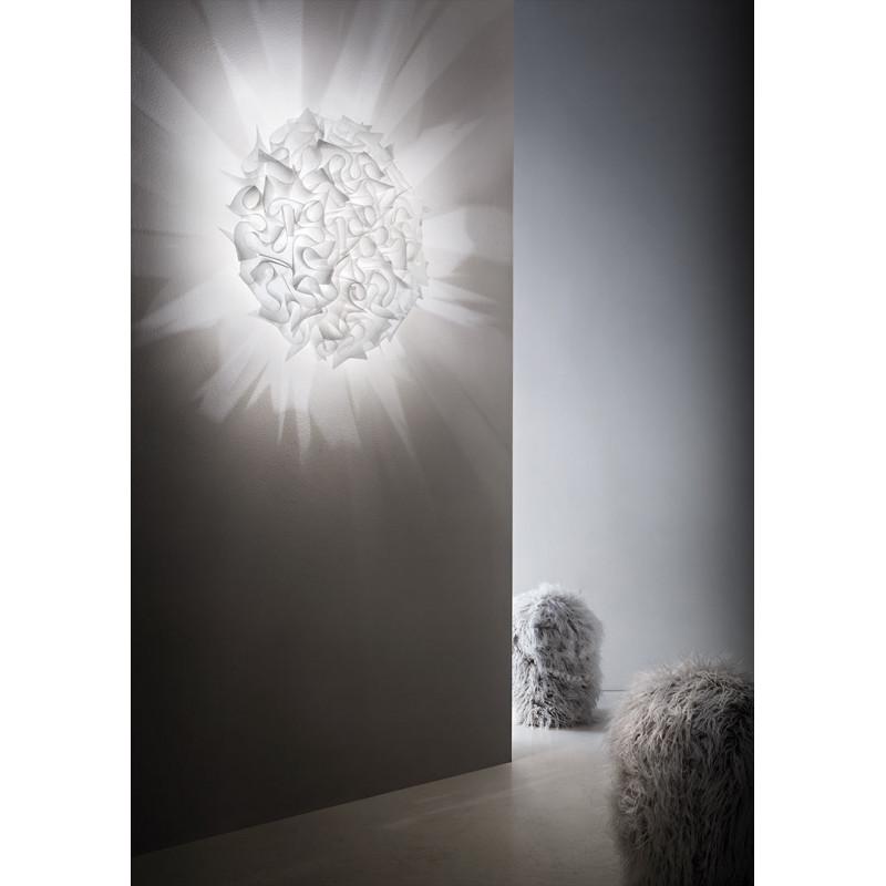 Ceiling lamp VELI Large Opal