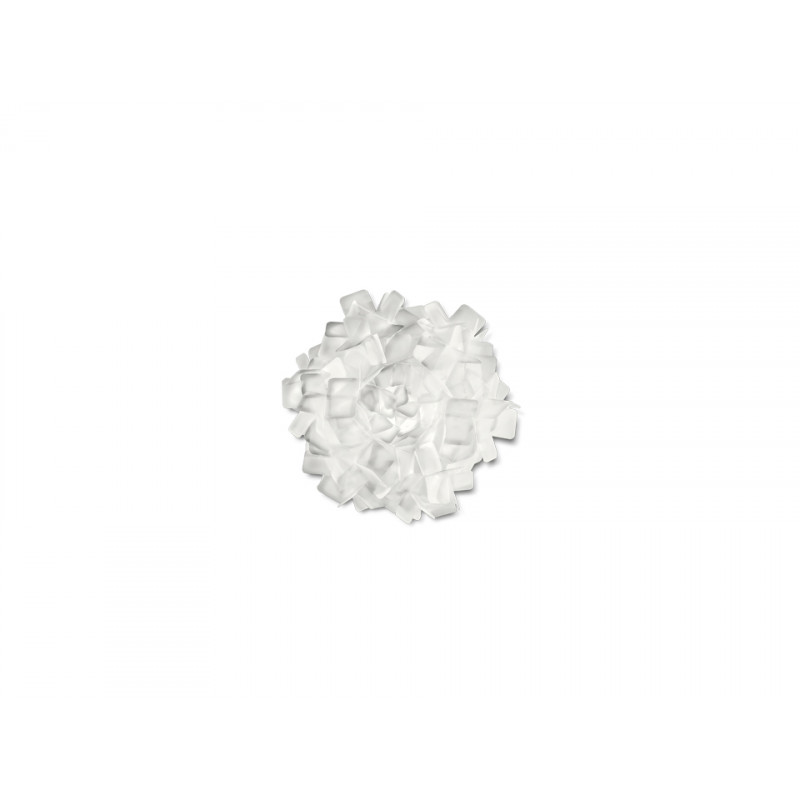 Ceiling-wall lamp CLIZIA White Mini