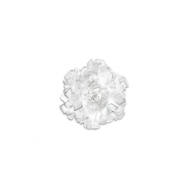 Ceiling-wall lamp CLIZIA White Medium