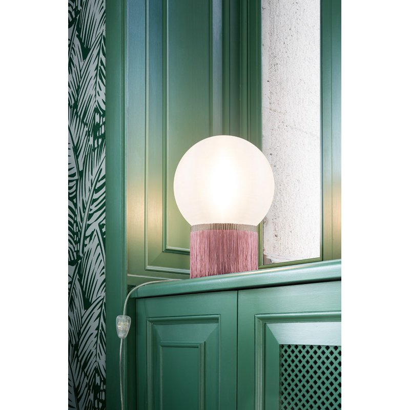 Table lamp ATMOSFERA FRINGLE Ø 30 см