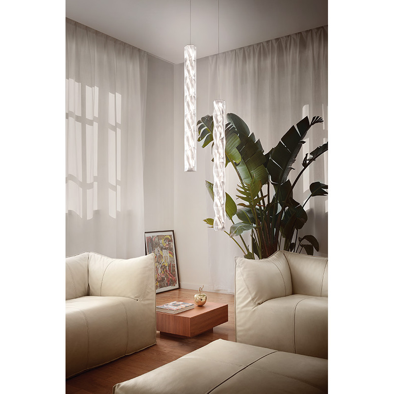 Pendant lamp HUGO VERTICAL