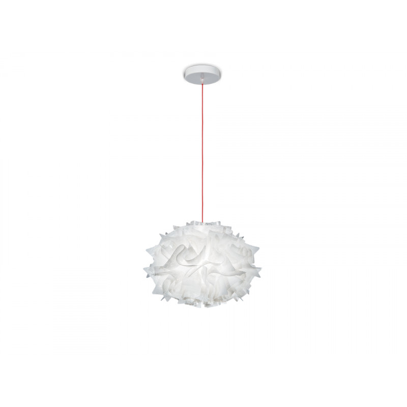 Pendant lamp VELI COUTURE single mini