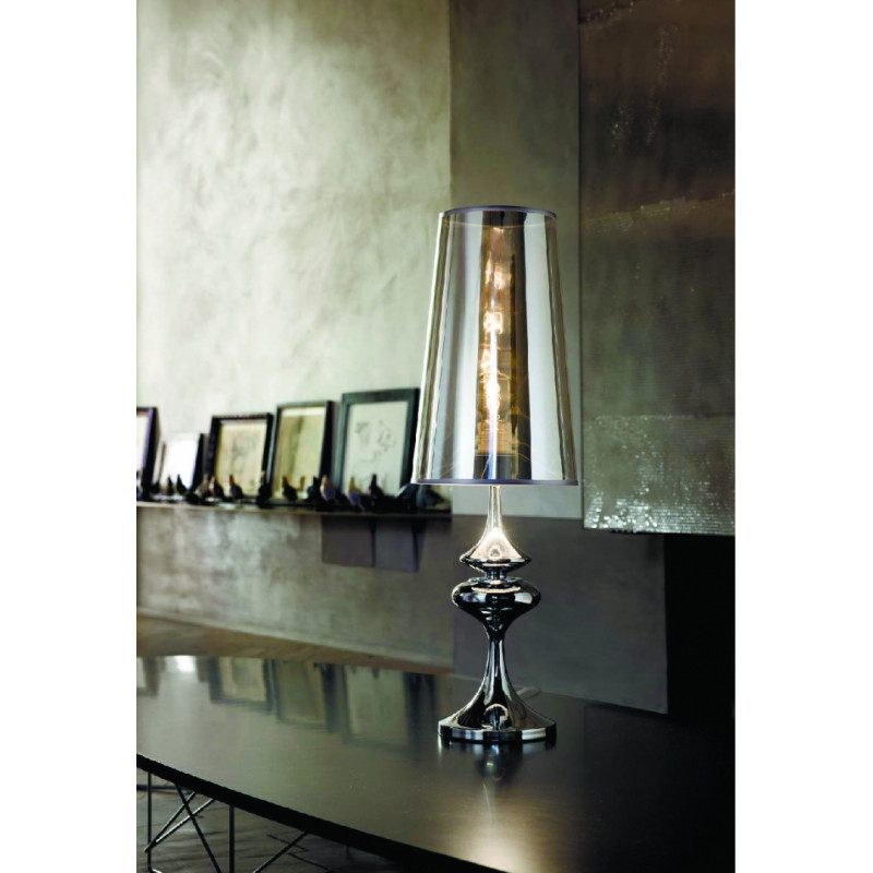 Table lamp ALFIERE TL1 BIG Chrome